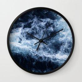Lake Superior #5 Wall Clock