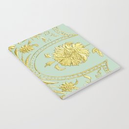 sunshine over versailles Notebook