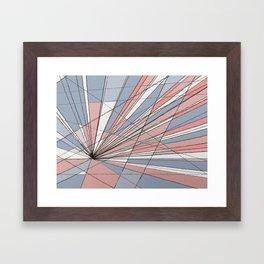 Sol Lewitt Framed Art Print