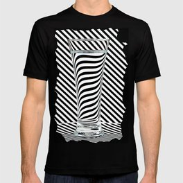 Striped Water T-shirt