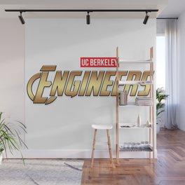 UC Berkeley Engineers Wall Mural