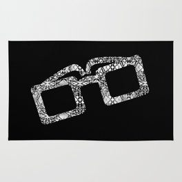 Fashion sunglasses Rug