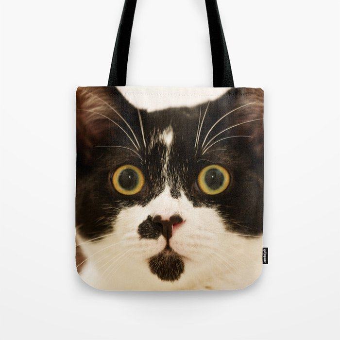Pussy cat, pussy cat Tote Bag
