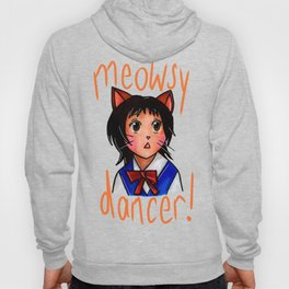 Meowsy Dancer Hoody