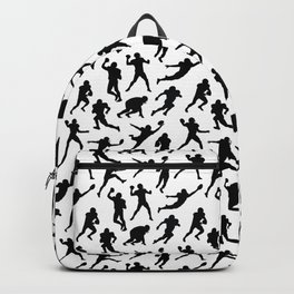 Football Players Backpack