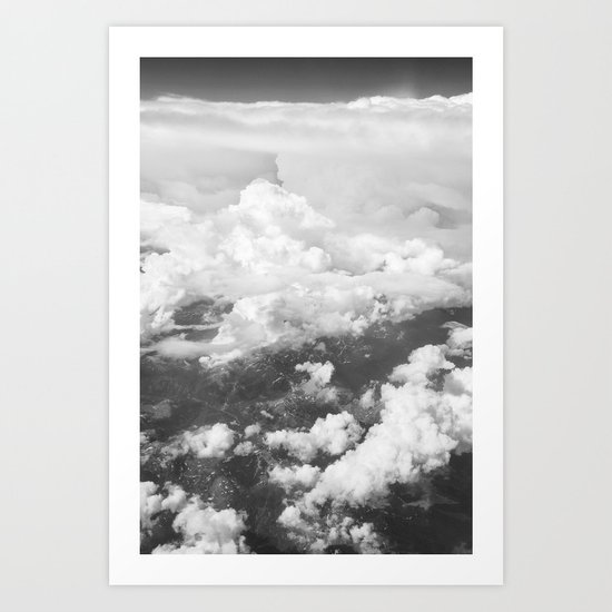 Eagle's Sight Art Print