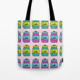 Warhol Soup Cookies Tote Bag