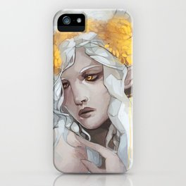 Ghilan'nain, Mother of the Halla iPhone Case