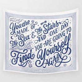 Sea & Stars Wall Tapestry