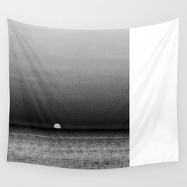 Sunset in Grayscale... Wall Tapestry