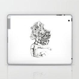 Trippy Head Laptop & iPad Skin