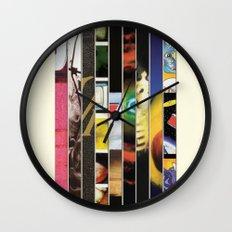 Pearl Jam Stripped Wall Clock