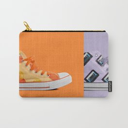 Retro on Retro Carry-All Pouch