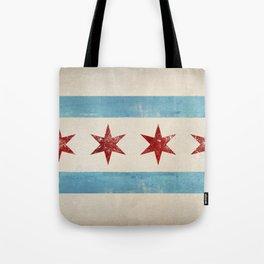 Chicago Flag Umhängetasche