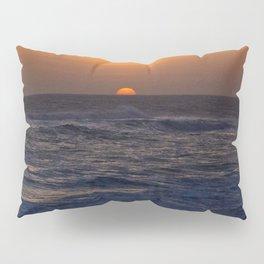 Beach Sunset Pillow Sham
