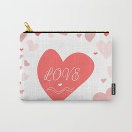Lov Harts Carry-All Pouch