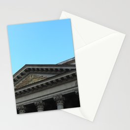Facade of Kazan Cathedral Stationery Cards