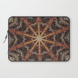 Crystal Web Laptop Sleeve