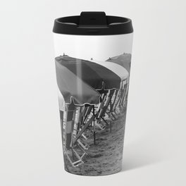 Antique Beach Travel Mug