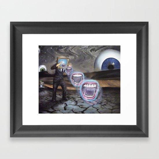 PHASE: 23 Framed Art Print