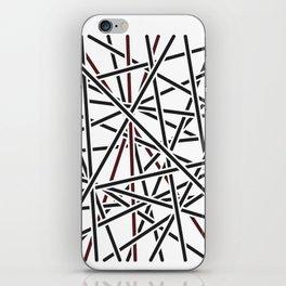 Obliquity 1 iPhone Skin