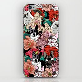 Because French Bulldogs iPhone Skin