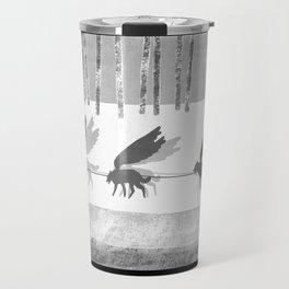 """""""Ammarnäs"""" illustration Toni Demuro Travel Mug"""