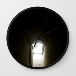 The Closet Wall Clock