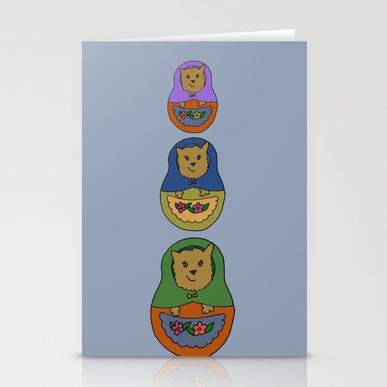 Piptroyshkas Stationery Cards