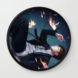 Can't Get Over Gyu Wall Clock