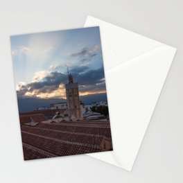 Sunset City Stationery Cards