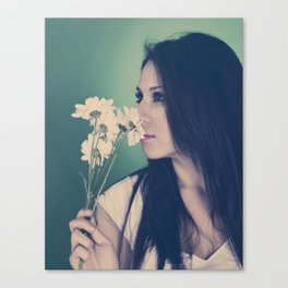 your scent Canvas Print