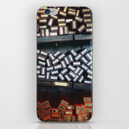 Wand Boxes iPhone Skin