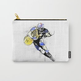 French Horn Football Carry-All Pouch
