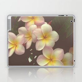 Frangipani Hawai Laptop & iPad Skin
