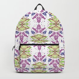 Wild plant pattern 2 Backpack