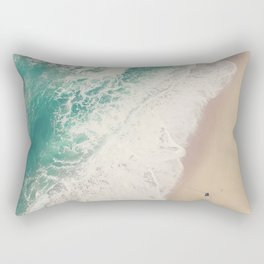 gone fishing Rectangular Pillow