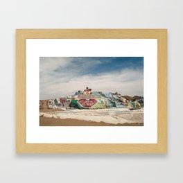 Desert Dreams 5 Framed Art Print