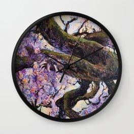 November Sky Wall Clock