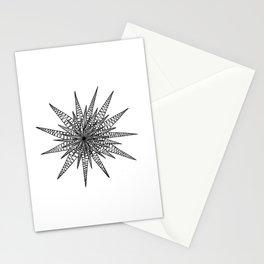 Zig Zag Star Stationery Cards