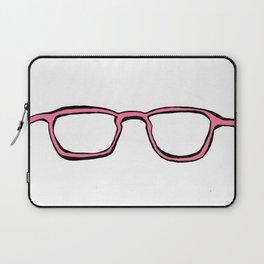 Four Eyes - PINK Laptop Sleeve