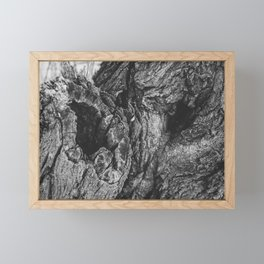Hollow Framed Mini Art Print