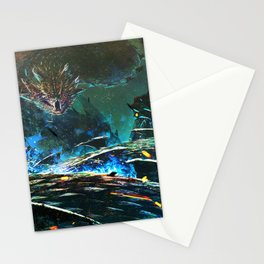 Speartip Menace Stationery Cards