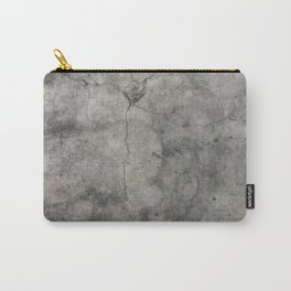 Urban Texture Photography - Airport Hangar Floor Carry-All Pouch
