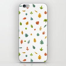 Autumn is coming iPhone & iPod Skin