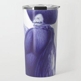 Vitae Sanctorum L Travel Mug