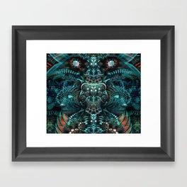 TRINITAUR Framed Art Print