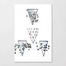 Bassed Dreams Canvas Print