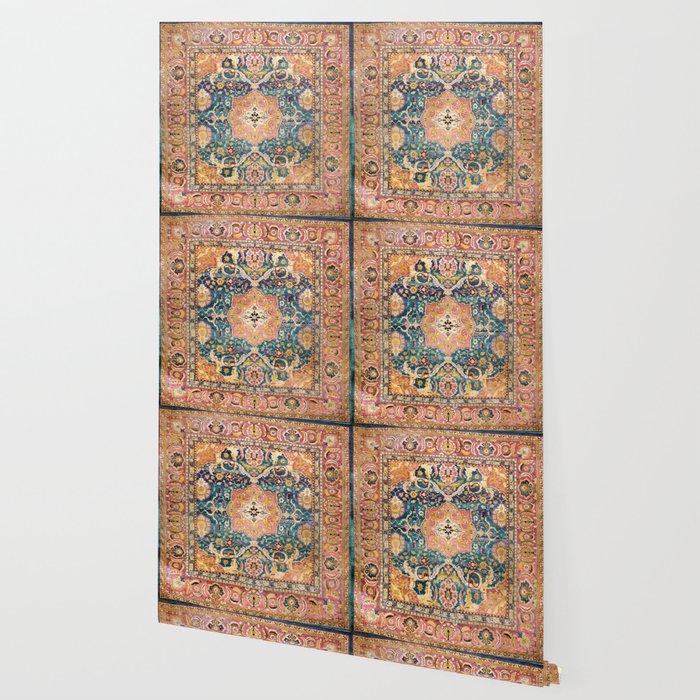 Amritsar Punjab North Indian Rug Print Wallpaper