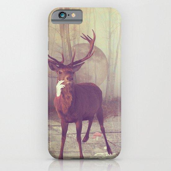 Fairy tale : deer iPhone & iPod Case